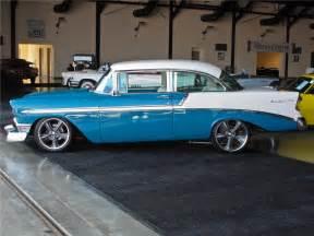 1956 chevrolet 210 2 door custom hardtop 108234