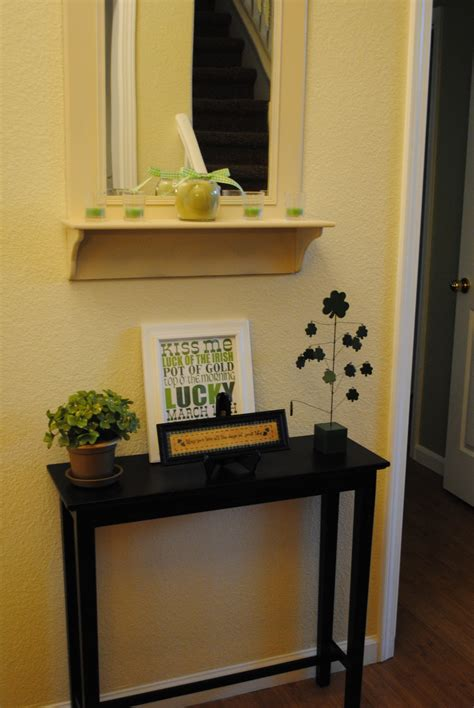 Small Entrance Table Useful And Then Decorative Small Entrance Table Stabbedinback Foyer