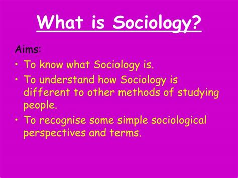 powerpoint presentation what is the ppt what is sociology powerpoint presentation id 5667496
