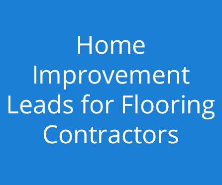 flooring websites marketing for flooring contractors