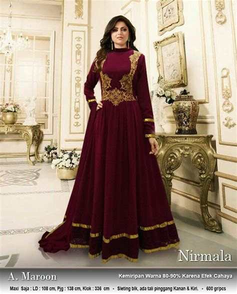 Dress Pesta Hijabers India dress bruklat hijabers aprilgescraft