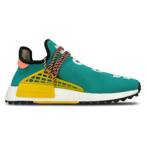 Adidas Pharrel Willams 2 pharrell williams x adidas nmd hu trail sun glow eqt yellow