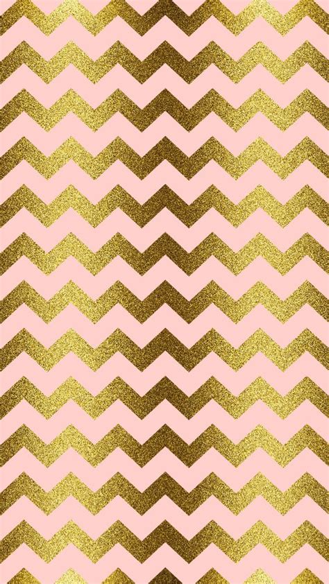pink orange chevron backgrounds pinterest orange gold glitter blush pink chevron iphone wallpaper
