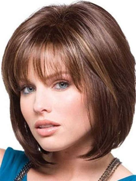 bob haircuts with fringe 2015 15 medium layered bob with bangs bob hairstyles 2015