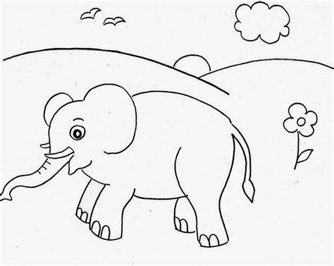 Lu Untuk Belajar lembar untuk belajar mewarnai untuk anak tema hewan hewan