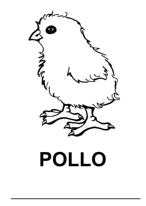 imagenes de ingles para imprimir free coloring pages of pollo asado