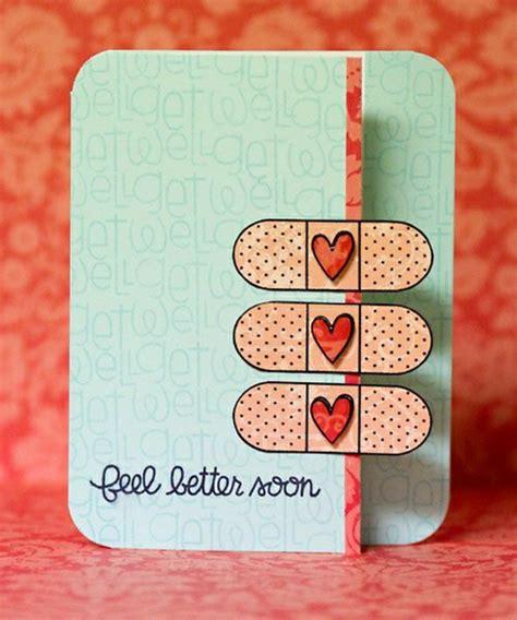 get well soon pop up card template karten selber basteln 66 abwechslungsreiche ideen f 252 r
