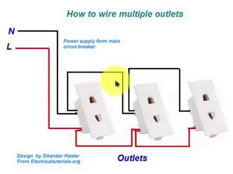 circuit wiring outlets 31 wiring diagram images
