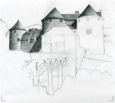 castle wall coloring page castle walls drawing