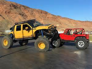 Jeep Bro Diesel Brothers Brodozer Takes Moab