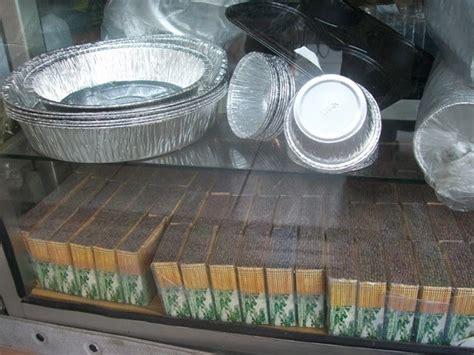 Loyang Kue Kotak 18cm Loyang Alumunium Loyang Panggang Cake Kotak aneka loyang dan peralatan kue aneka cup alumunium foil 2