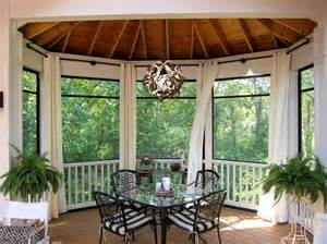 Outdoor Curtains For Porch Outdoor Curtains For Screened Porch Porch Craftsman With