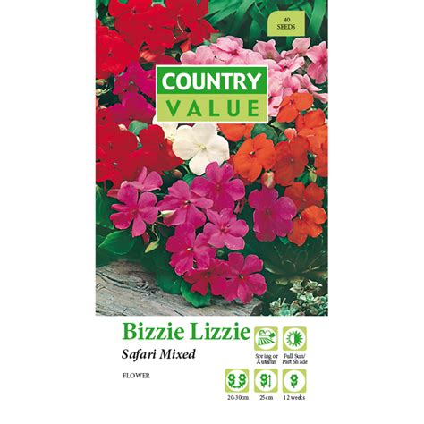 Country Value Marigold Mixed bunnings country value country value safari mixed bizzie lizzie flower seeds compare club