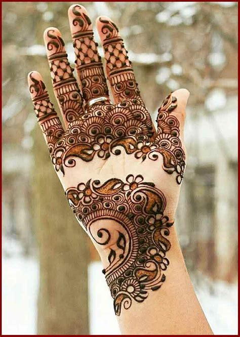 best bridal mehndi designs 2018 for wedding fashioneven