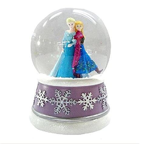 disney snowglobes and water globe collectibles
