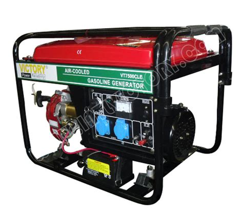 china export quality 10kva gasoline cylinder electric