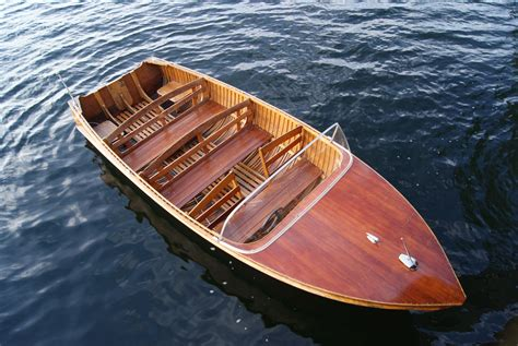 wooden runabout boat building peterborough runabout 18 ft 1956 wooden boats not