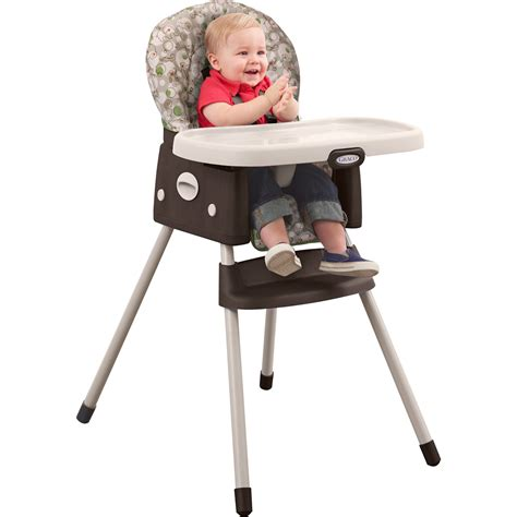 Graco Easy Chair Reclining High Chair by Graco Simpleswitch 2 In 1 High Chair Zuba Ebay