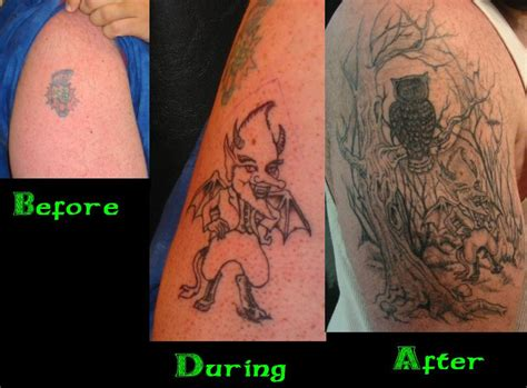 jersey devil tattoo panama fox randy fox professional tattooist