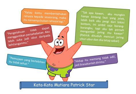 Coklat Karakter Lucu Spongebob berbagi pengetahuan bedah tokoh