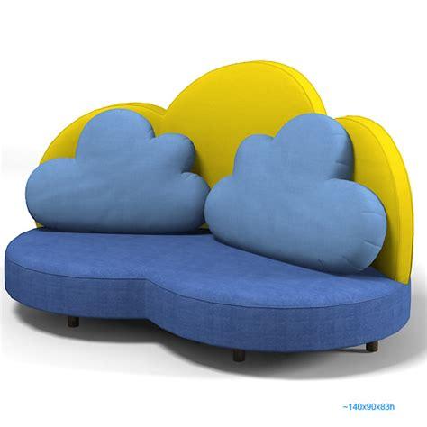 haba sofa haba 2924 cloud 3d max