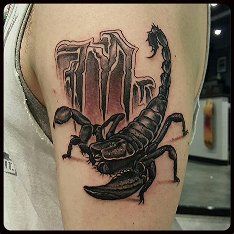 scorpion tattoo on chest meaning scorpion tattoos for men ideas and inspiration for guys