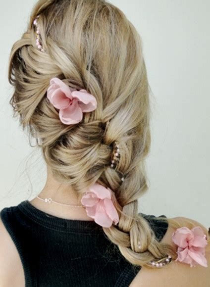 formal hairstyles with flowers hot prom hair ideas hairstyle album gallery hairstyle
