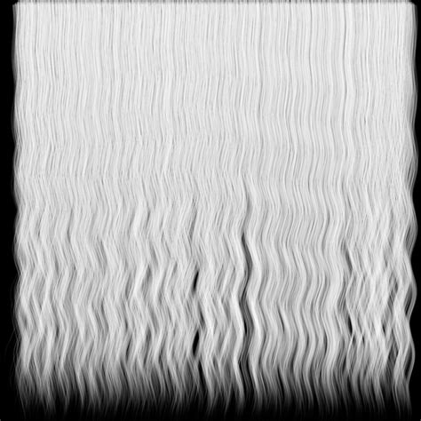 hair texture download wavy hair texture transparency map