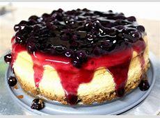 No Bake Blueberry Cheesecake | 1mrecipes Lemon Dessert Bars