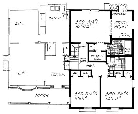 split level house floor plan 301 moved permanently
