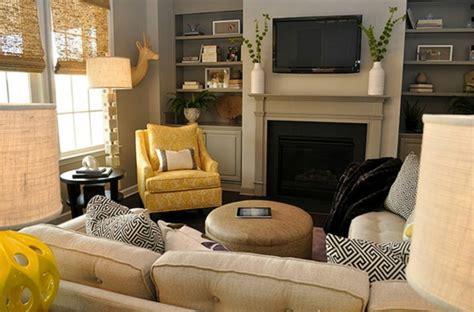 wohnzimmer stühle und sessel dekor kamin sessel