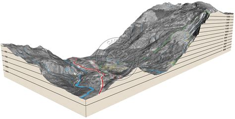 3d Geosolutions Com Present 3d Cross Sections And Diagrams