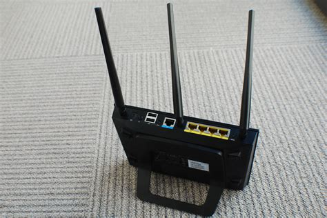 asus rt n66u router review worth the wait cnet