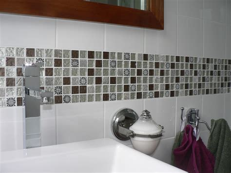 beautiful stickers salle de bain mosaique gallery home decorating ideas lalawgroup us