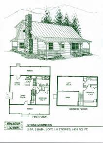 Log Cabin Floor Plans With Loft Cabin Home Plans With Loft Log Home Floor Plans Log