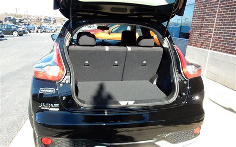 juke nismo trunk nissan juke trunk dimensions car reviews 2018