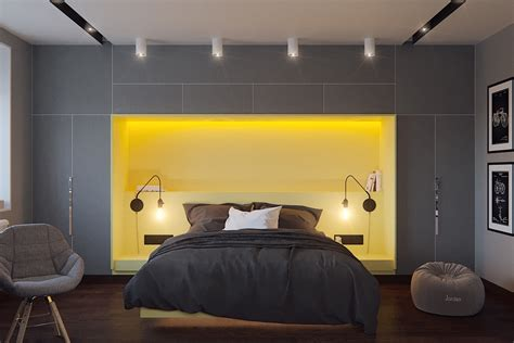 Grey Yellow Bedroom by Grey Bedrooms Ideas To Rock A Great Grey Theme