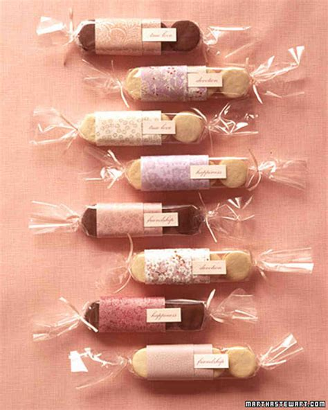 Wedding Favors Martha Stewart by The Best Cookie Wedding Favors Martha Stewart Weddings