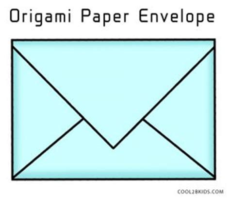 How To Make Your Own Origami Envelope From Paper - how to make your own origami envelope from paper cool2bkids
