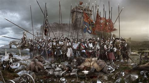 tercios de espaa 8441418470 tercios batalla de amaiur 1522 cuadros de batallas batalla historia y espa 241 ol