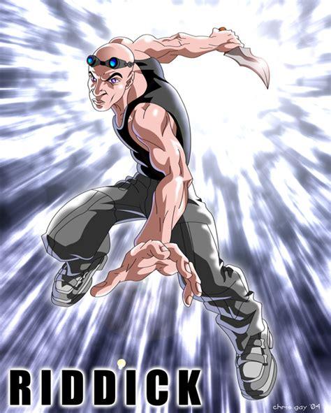 Watch The Chronicles Of Riddick Dark Fury 2004 Riddick By Captricosakara On Deviantart