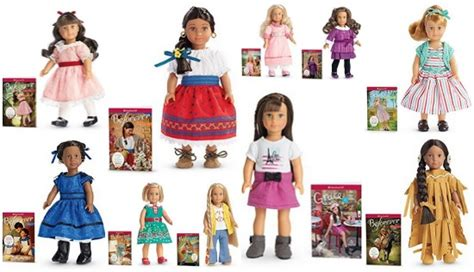 American Hairstyles Books by American Mini Doll And Book Sets As Low As 14 74