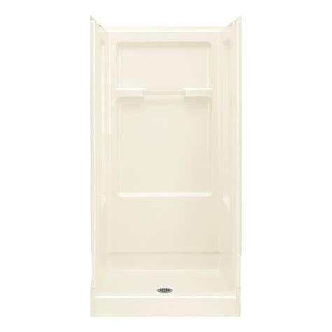 Sterling Shower Units by Sterling Advantage 36 In X 73 1 4 In 4 Shower