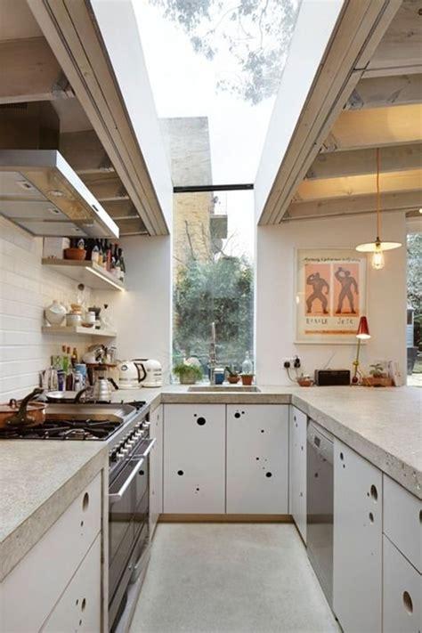 ventanas  luz natural en cocinas decoracion de