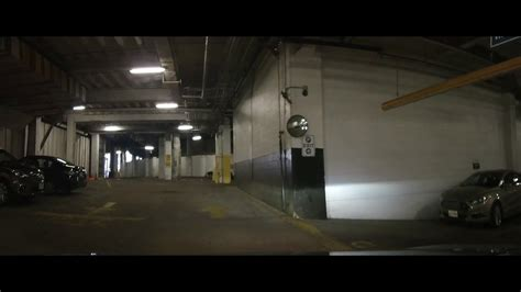 city center parking garage