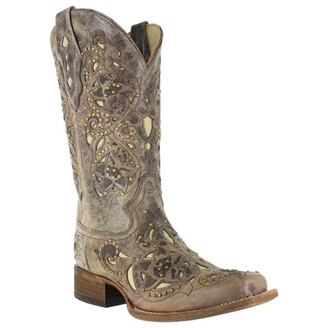 womens square toe boots 17 best images about western wear must haves on