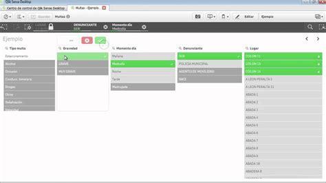 qlik sense tutorial italiano 191 c 243 mo trabajar con selecciones en qlik sense tutorial
