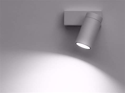 wall mounted spot lights led wall mounted spotlight dot p by davide groppi design