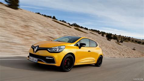 renault yellow renault clio rs 2013 image 144