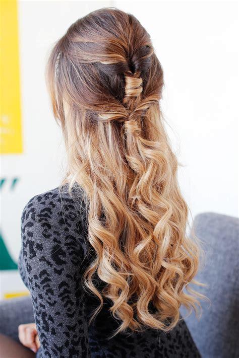 cute hairstyles luxy hair cute easy holiday hairstyle luxy hair